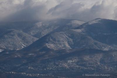 Neve sulla Sila - © Massimiliano Palumbo