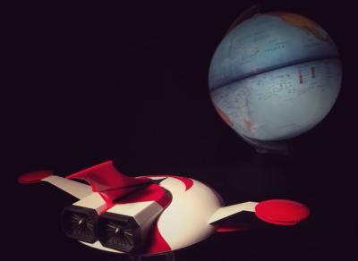 Atlas Ufo robot, robottoni, viaggio, Capitan Harlock,