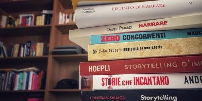 Storytelling, libri storytelling, Corporate storytelling